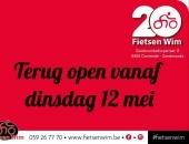 Fietsen Wim